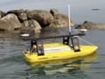 drone d'acqua
