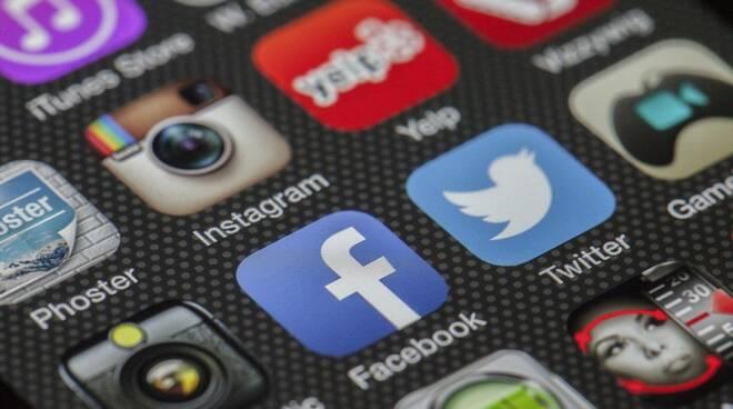 facebook social generico