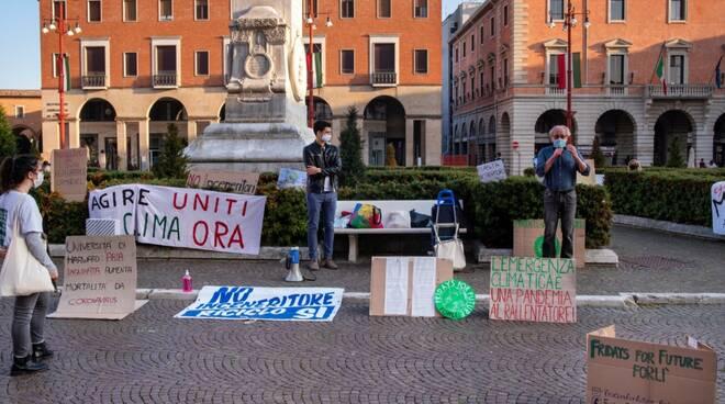 Forlì_Fridays e Parents for future