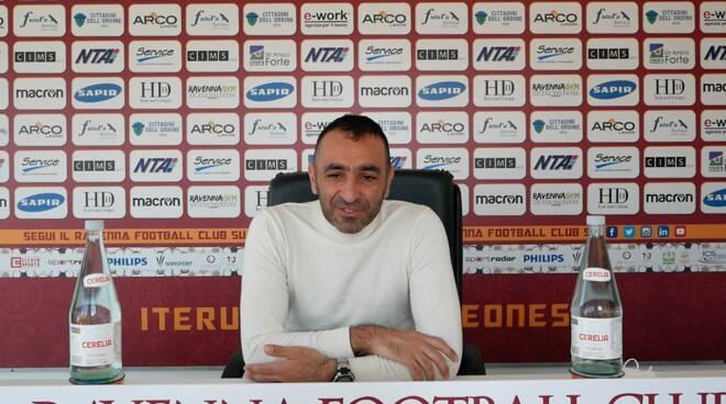 Ravenna FC_Leonardo_Colucci