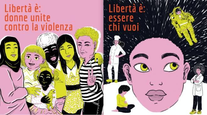 l3uvoqdaqyhtm https www ravennanotizie it cronaca 2020 11 24 25 novembre giornata internazionale contro la violenza sulle donne a faenza la liberta e in 4 manifesti