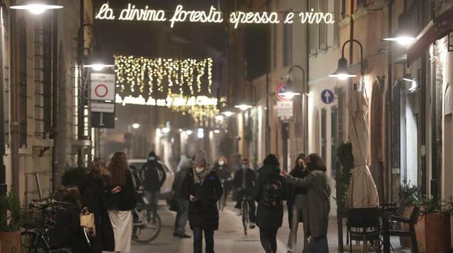 Luminarie Dantesche Ravenna