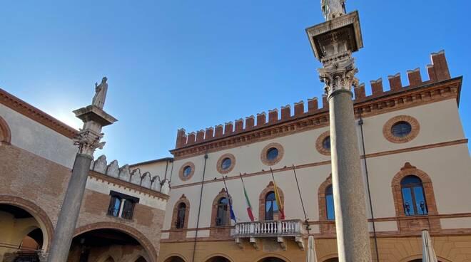 Piazza del Popolo Ravenna