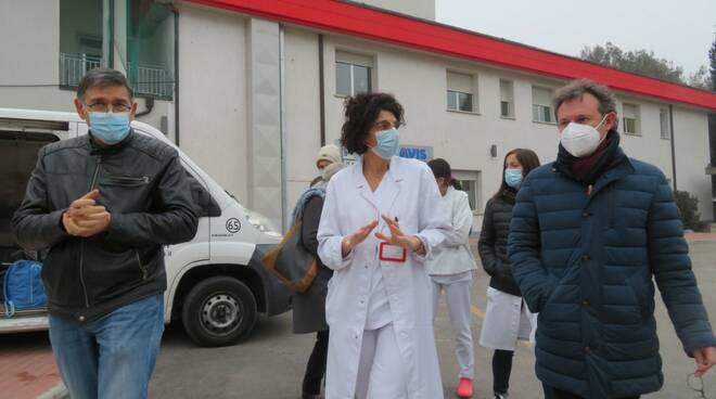 Pre Triage Ospedale Faenza