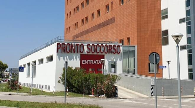 pronto soccorso ospedale di Ravenna