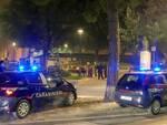 Rimini, controlli dei Carabinieri nella notte di Halloween