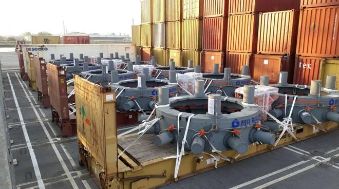 TCR - componenti offshore righini
