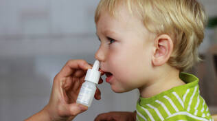 vaccino spray