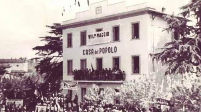 case del popolo in Romagna