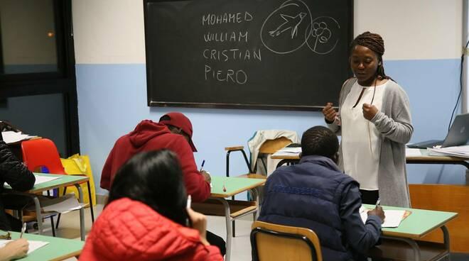 corso di italiano per straniere - immigrati - Bagnacavallo