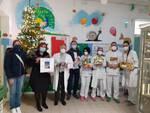 Donazione della Tim Color Service ai bimbi di pediatria ravenna