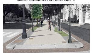 Forlì-viale della Libertà