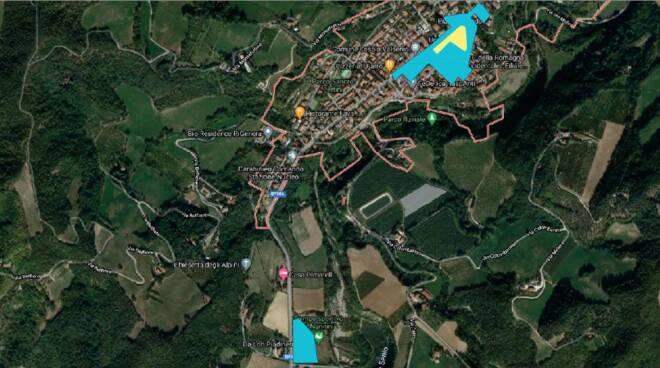 Casola_Valsenio_mappa_Progetto