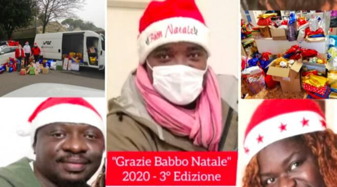 I Babbi Natale de Il Terzo Mondo Onlus c