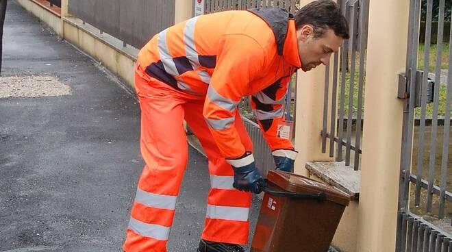 Raccolta porta a porta - rifiuti - organico - hera - PAP