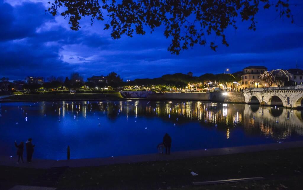 Rimini illuminata