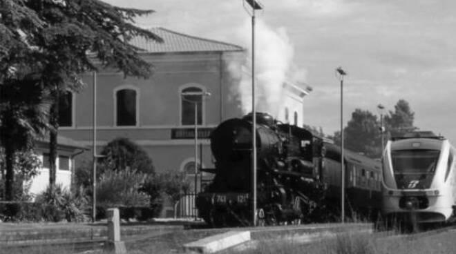 treno a vapore Brisighella