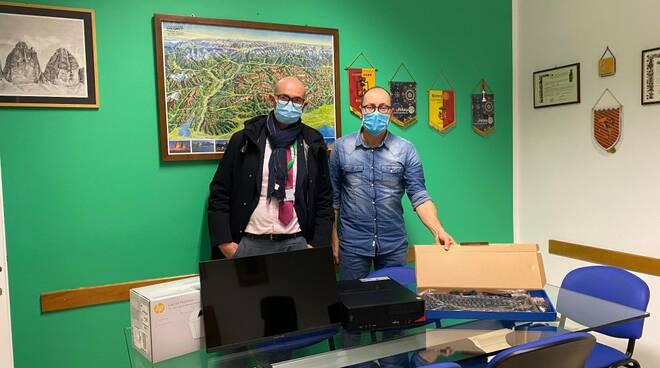 VorWerk Folletto donazione Presidio Ospedaliero di Ravenna