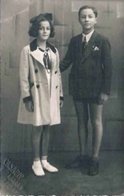 Anna Viola e Paolo Dalla Volta