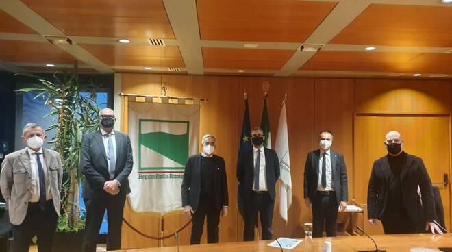 """Bonaccini e Bonaccini e Corsini incontrano Ascom-Confcommercio e Confesercenti: """"Massimo sostegno alle categorie di commercio, turismo e ristorazione"""""""
