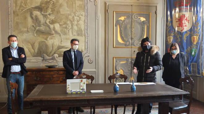 Faenza. Oltre seicento voti per i Giardini di Natale: premiati i vincitori