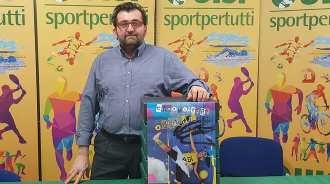 Gabriele Tagliati UISP