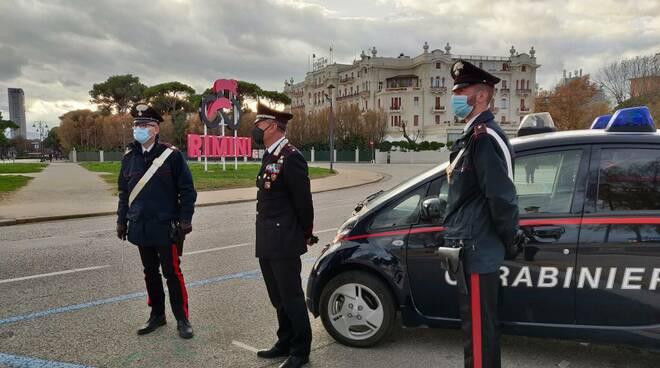 Rimini Porto_Carabinieri