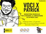 Voci X Patric_Maratona_Musicale