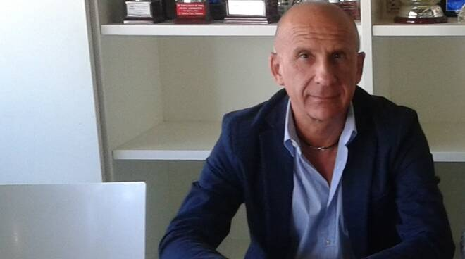 Giuseppe Solfrini. Presidente ASD Polisportiva Riccione