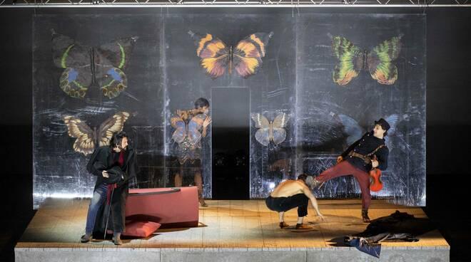 Historia du Soldat - Stagione Opera e Danza - Teatro Alighieri Ravenna
