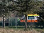Incidente sportivo a Ravenna: brutta caduta con la mini moto per un 27enne
