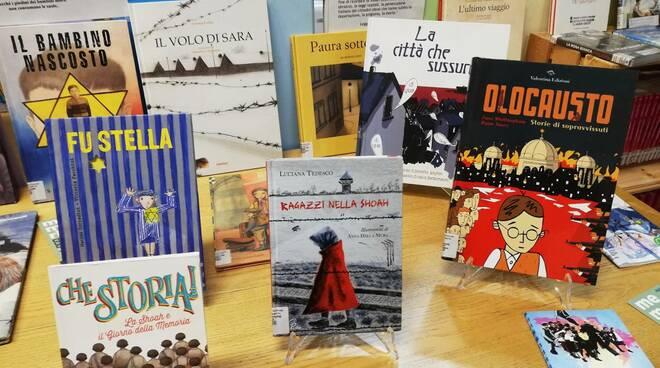 libri - giornata della memoria - letture per bambini