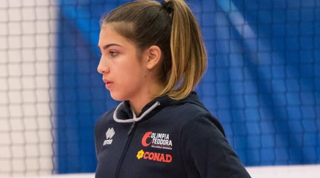Nicole Piomboni Olimpia Teodora Ravenna