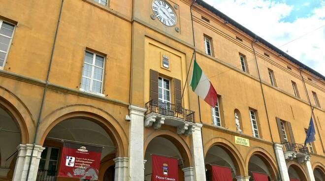 palazzo albornoz municipio comune cesena