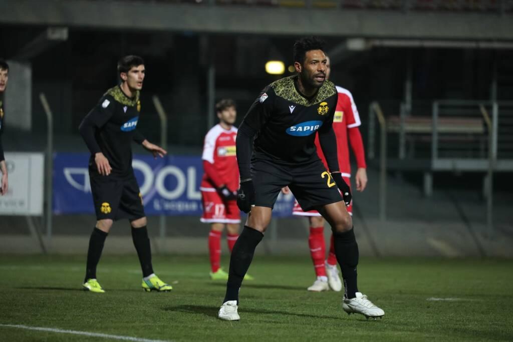 Ravenna calcio carpi 2020-21