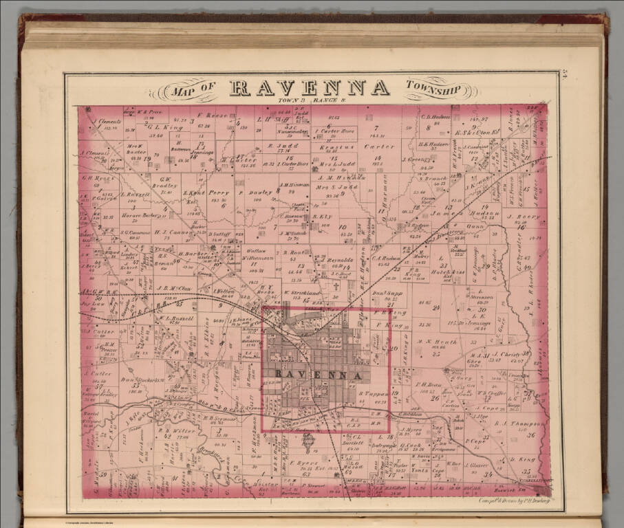 Ravenna Ohio