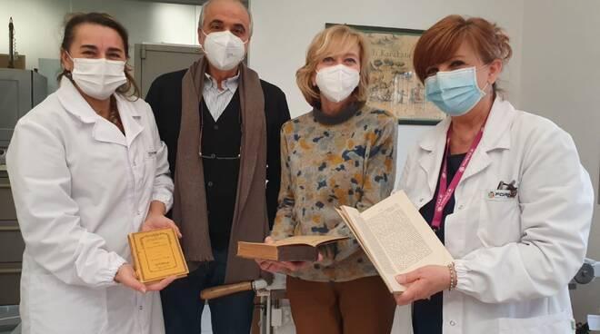 restauro libri