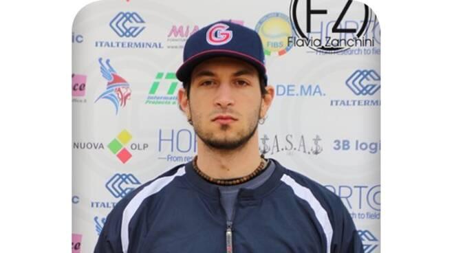 Stefano Naldoni Baseball Godo