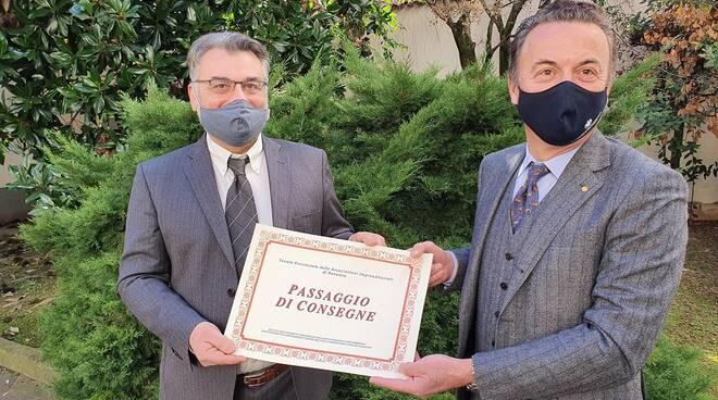 Stefano Pucci e Mauro Mambelli