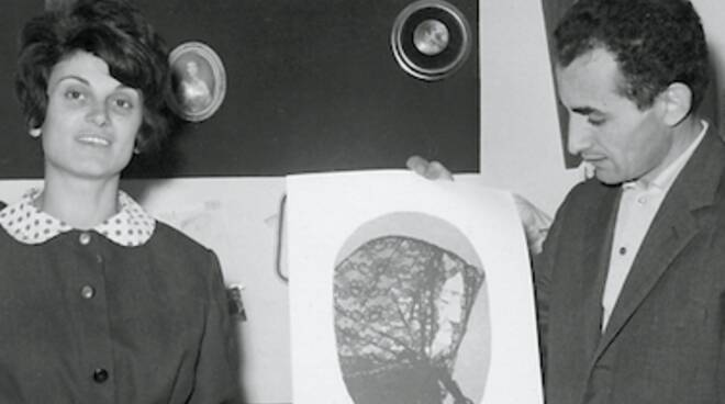 "Una storia ravennate. 1965 -2005. La ""Bottega d'Arte"" di Angela e Giuseppe Maestri,"