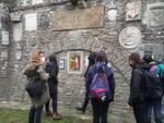 cantiere restauro mausoleo oriani casola valsenio