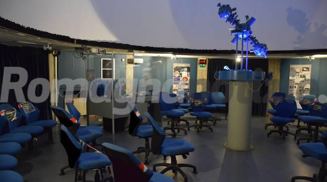 Programma Planetario ARAR (Associazione Ravennate Astrofili Rheyta) di marzo