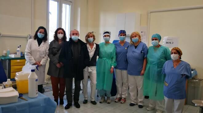casa della salute Ospedale san Giorgio cervia