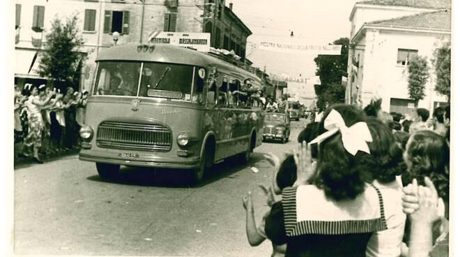 foto storica Massa Lombarda