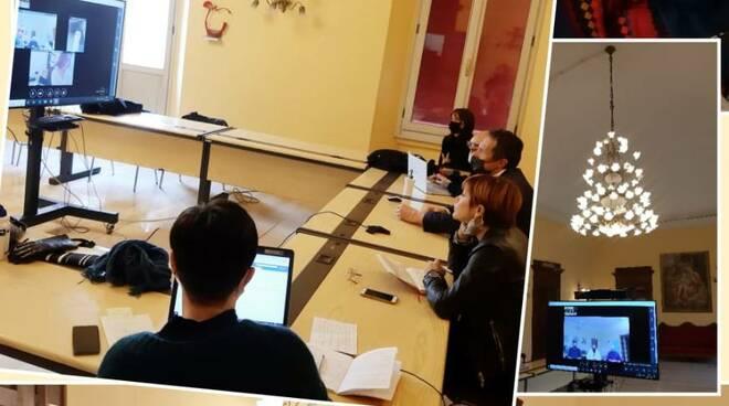 Massa_Lombarda_Videoconferenza