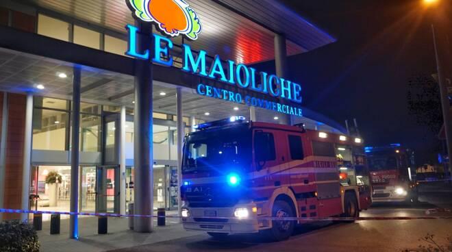 incendio maioliche faenza