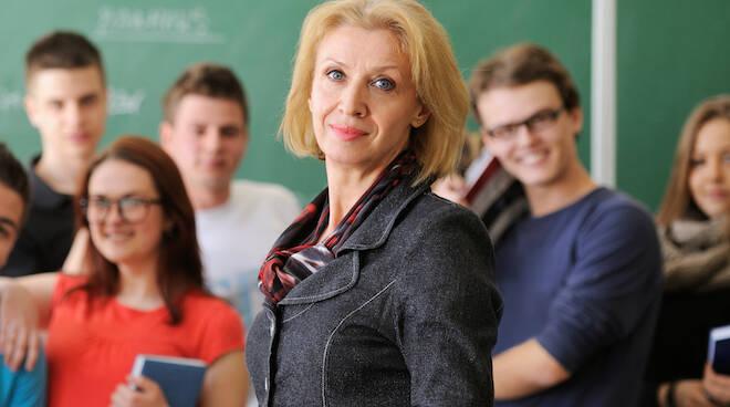 Insegnante Docente Scuola