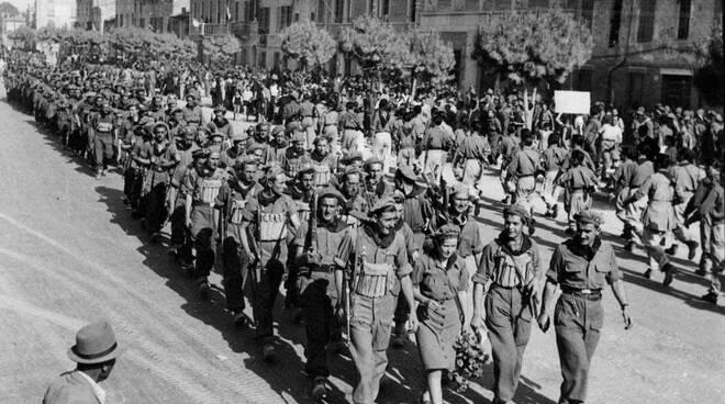 Liberazione di Ravenna 1944