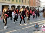 Linea Rosa: Flash Mob russi