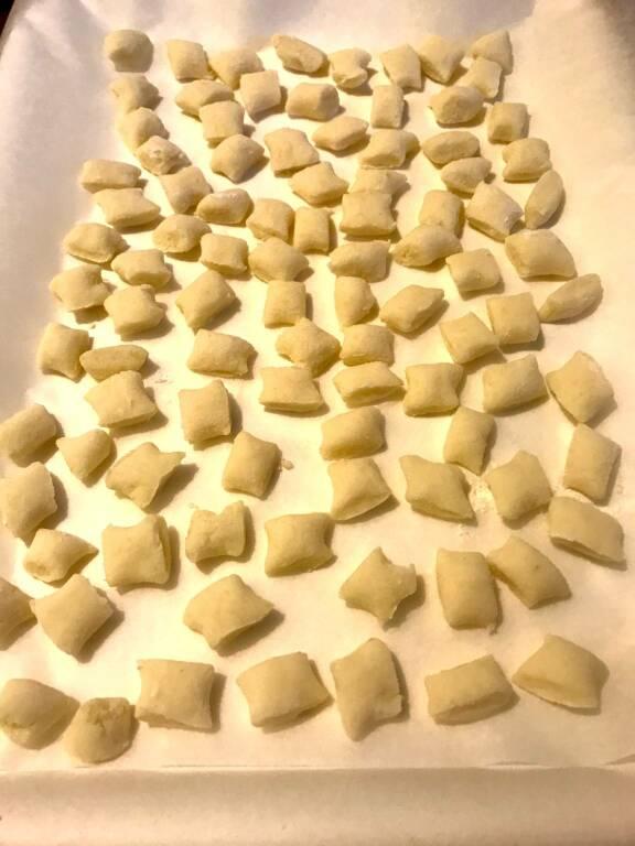 Nevio Ronconi Gnocchi di patate